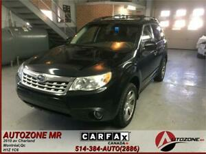 2011 Subaru Forester Limited TOURING TOIT PANORAMIQUE/8 MAG PNEU