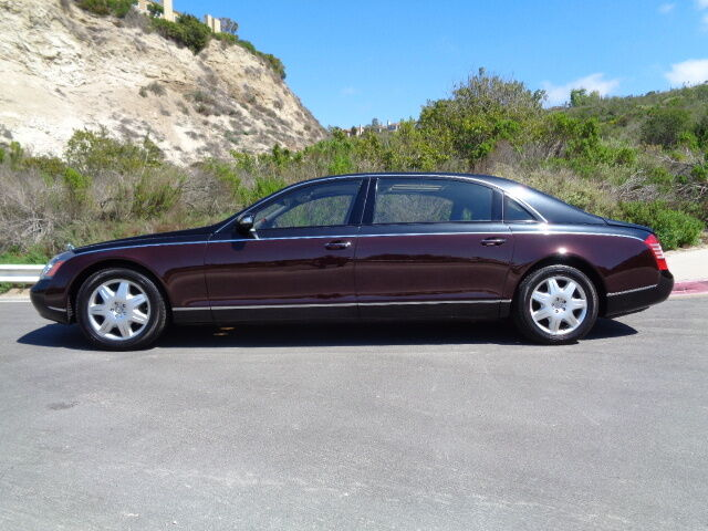 Image 1 of Maybach: 62 One Owner…