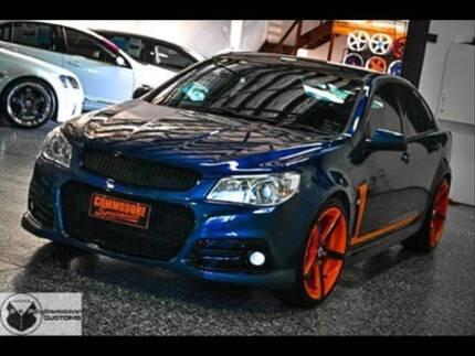 From $96p/w ON FINANCE* 2014 Holden Commodore Sedan Mount Gravatt Brisbane South East Preview