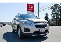 2015 Chevrolet TRAX LT, AWD, Great Fuel Economy, USB, $88/wk