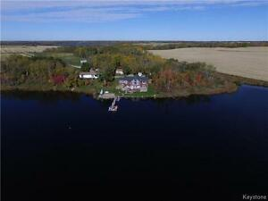 Private 46 acres with beautiful house and own lake!!