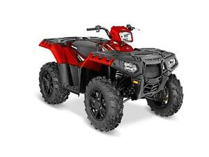 POLARIS SPORTSMAN XP 1000 HAVASU RED PEARL 2016