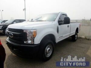 "2017 Ford Super Duty F-350 SRW 4x4 Reg Cab 142"" XLT"