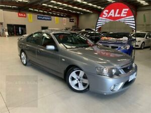 2005 Ford Falcon BF XR6 4 Speed Sports Automatic Sedan Laverton North Wyndham Area Preview