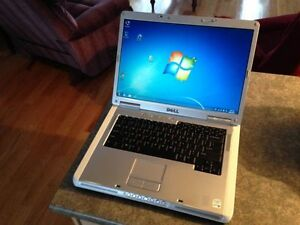 Dell Inspiron 6400 with new battery
