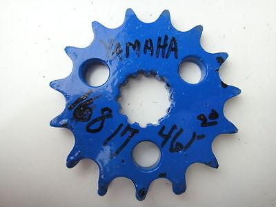 <em>YAMAHA</em> 1978 XS500E78 <em>XS 500</em> E FRONT SPROCKET 15T 1