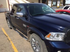 FOR SALE: 2015 RAM ECO DIESEL, LOADED WITH WARRANTY