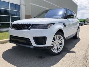 2018 Land Rover Range Rover Sport Drive Pro Pack | Climate Front