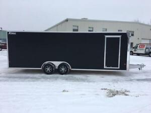 NEW 2018 XPRESS 8' x 24' ALUMINUM CAR HAULER