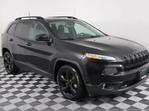 2016 Jeep Cherokee NORTH w/HEATED SEATS AND WHEEL, V6 ENGINE, RE