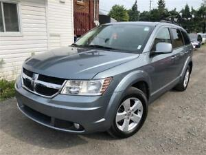 2010 Dodge Journey SXT 130,000km *7 PASSAGERS* A/C/GRP ELEC/MAGS