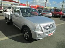 2006 Holden Rodeo RA MY06 Upgrade DX Silver 5 Speed Manual Utility Coopers Plains Brisbane South West Preview