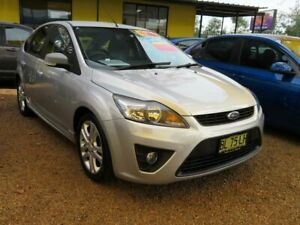 2010 Ford Focus LV CL Artwork 4 Speed Sports Automatic Hatchback Minchinbury Blacktown Area Preview