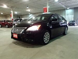 2015 Nissan Sentra 1.8S AUTOMATIC