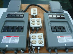 Electric Board Breakers & Others, Brand New in Box   Selling for