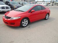 2009 Honda Civic LX SR 2dr Coupe
