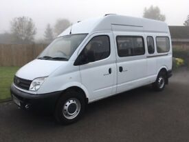 LDV MAXUS 15 SEAT MINIBUS , ONLY 33000 MILES WARRANTED