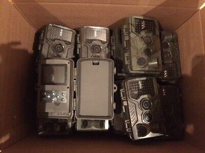 1 x 12 MP Wildkamera digitaler Fotoschuss black LED Nachtsicht mit Display 31646