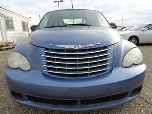 2006 Chrysler PT Cruiser SPORT-2.4L 4 CYL--5 SPEED-ONLY 113,000K