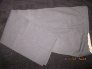 Moores Grey Dress Pants LIKE NEW