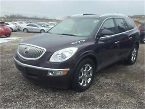 2008 Buick Enclave CXL - AWD - LEATHER - MOONROOF - LOW KMS