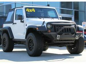 2013 Jeep Wrangler Sport 4x4|AC|Soft Top|Pro Comp Rims|V6