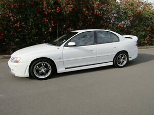 2004 Holden Commodore VY II Executive 4 Speed Automatic Sedan Leichhardt Leichhardt Area Preview