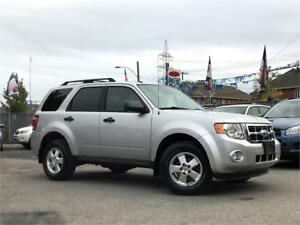 2011 Ford Escape XLT/AUTO/AC/4X4/4CYL/MAGS/CRUISE/AUX/ELECT!!