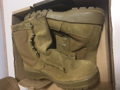 Army Combat Boots Temperate Weather (ACB-TW) Coyote Brown OCP Uniform, Size 12.5 (Army Combat Uniform Boots)