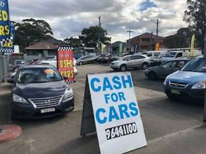 We pay cash for cars Bass Hill Bankstown Area Preview