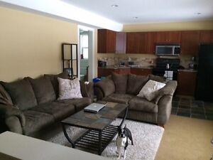 1 bdrm suite for rent. $850 inc utilities