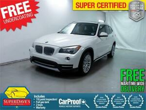 2013 BMW X1 xDrive28i AWD *Warranty* $151 Bi-Weekly OAC