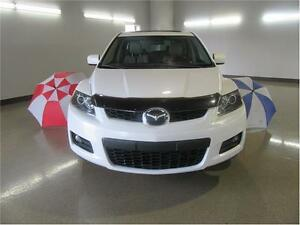2008 Mazda CX-7  GT **4X4 AWD CUIR MAGS 18 POUCES TURBO**