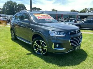 2017 Holden Captiva CG MY17 LTZ AWD 6 Speed Sports Automatic Wagon Ferntree Gully Knox Area Preview