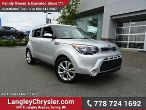 2015 Kia Soul EX ACCIDENT FREE w/ BLUETOOTH, HEATED FRONT SEA...