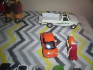 Toys-two car kit.