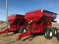 Salford BBI Trooper 8.0 Pull-Type Fertilizer Spreader Brandon Brandon Area Preview
