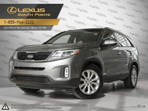 2014 Kia Sorento EX V6 All-wheel Drive (AWD)