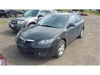 2008 MAZDA MZDA3 SPORTY LITTLE 5 SPEED GREAT GAS MILEAGE