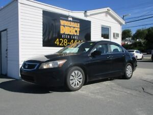 2009 Honda Accord SEDAN LX 2.4 L