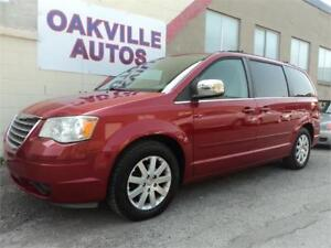 2008 Chrysler Town & Country Touring PWR DOORS TAIL GATE SAFETY