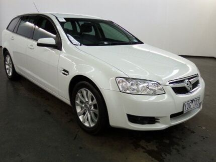 2011 Holden Berlina VE II VE II SPORTWAGON Heron White 6 Speed Automatic Sportswagon Albion Brimbank Area Preview