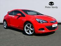 2015 VAUXHALL ASTRA GTC COUPE