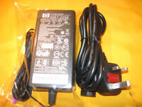 HP Photosmart All in One Power supply Adapter for C7275 C7280 C7283 C7288 C8150 Printer