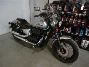 Honda Shadow Phantom usage