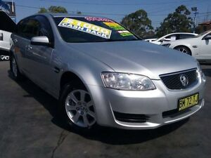 2011 Holden Commodore VE II MY12 Omega Silver 6 Speed Automatic Sportswagon Greenacre Bankstown Area Preview
