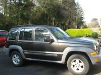 2006 JEEP CHEROKEE SPORTS CHEAP READ FULL ADD MOT EXPIRED POSS PART X