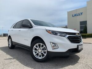 2019 Chevrolet Equinox LS AWD with remote start