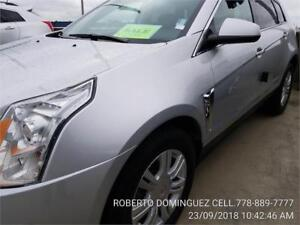 2013 Cadillac SRX Leather Collection AWD 3.6 L V6