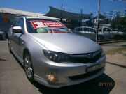 2009 Subaru Impreza MY09 RS (AWD) Silver 5 Speed Manual Sedan Preston Darebin Area Preview